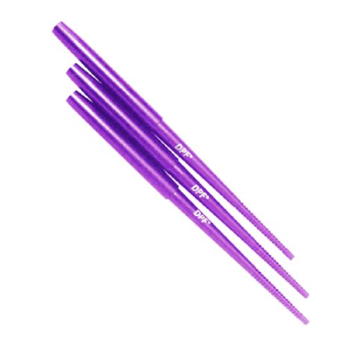 Kit de Pinceis Purple com 3 und (0-4-8) - DPF